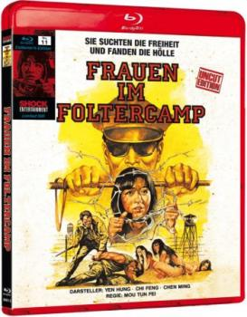 Frauen im Foltercamp - Uncut Edition  (blu-ray)