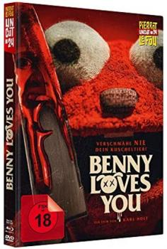 Benny Loves You - Uncut Mediabook Edition  (DVD+blu-ray)