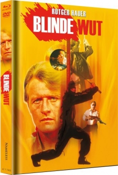 Blinde Wut - Uncut Mediabook Edition  (DVD+blu-ray) (Cover B - Original)