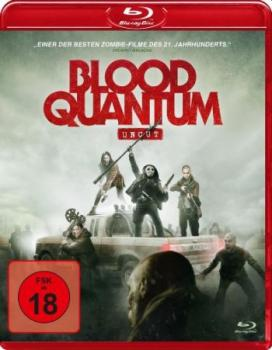 Blood Quantum - Uncut Edition (blu-ray)