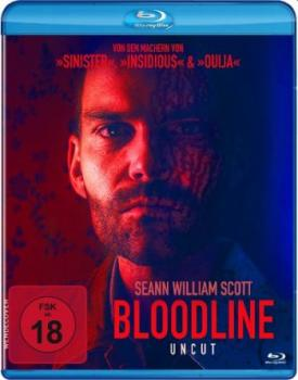 Bloodline - Uncut Edition  (blu-ray)