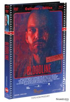 Bloodline - Uncut Mediabook Edition  (DVD+blu-ray) (C - Retro)