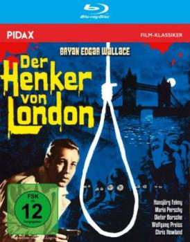 Bryan Edgar Wallace: Der Henker von London (blu-ray)