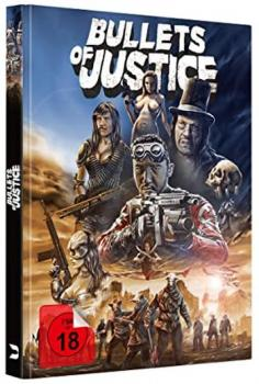 Bullets of Justice - Uncut Mediabook Edtion  (DVD+blu-ray)