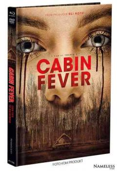 Cabin Fever 4 - The New Outbreak - Uncut Mediabook Edition  (DVD+blu-ray) (B - Original)