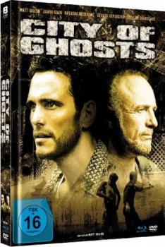 City of Ghosts - Uncut Mediabook Edition (DVD+blu-ray)