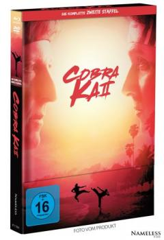 Cobra Kai - Staffel 2 - Limited Mediabook Edition  (DVD+blu-ray) (A - Original)