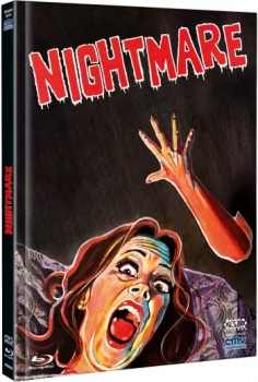 Nightmare in a Damaged Brain - Uncut Mediabook Edition  (DVD+blu-ray) (B)
