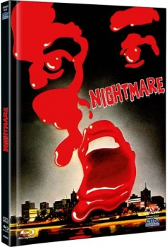 Nightmare in a Damaged Brain - Uncut Mediabook Edition  (DVD+blu-ray) (C)