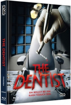 Dentist, The - Uncut Mediabook Edition  (DVD+blu-ray) (A)