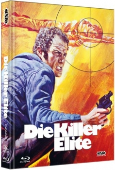 Killer Elite, Die - Uncut Mediabook Edition  (DVD+blu-ray) (C)