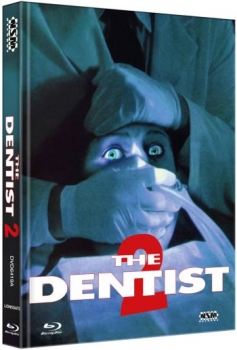 Dentist 2, The - Uncut Mediabook Edition  (DVD+blu-ray) (A)