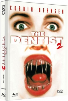 Dentist 2, The - Uncut Mediabook Edition  (DVD+blu-ray) (B)