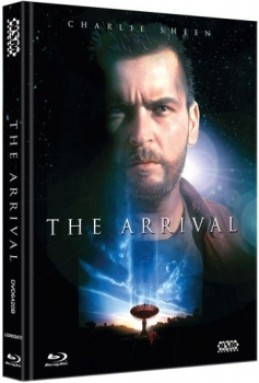 Arrival, The - Uncut Mediabook Edition  (DVD+blu-ray) (B)