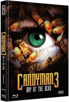 Candyman 3 - Day of the Dead - Uncut Mediabook Edition  (DVD+blu-ray) (A)
