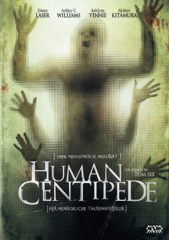 Human Centipede, The - Uncut Edition