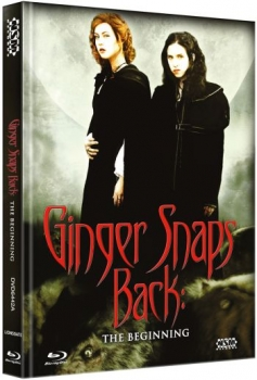 Ginger Snaps 3 - Der Anfang - Uncut Mediabook Edition  (DVD+blu-ray) (A)
