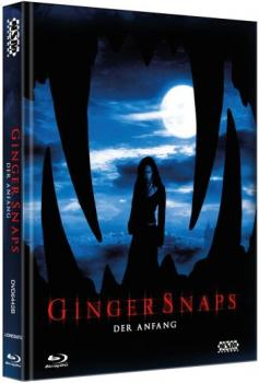 Ginger Snaps 3 - Der Anfang - Uncut Mediabook Edition  (DVD+blu-ray) (B)