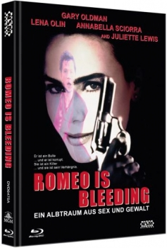 Romeo is Bleeding - Uncut Mediabook Edition  (DVD+blu-ray) (A)