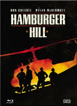 Hamburger Hill - Uncut Mediabook Edition  (DVD+blu-ray) (A)