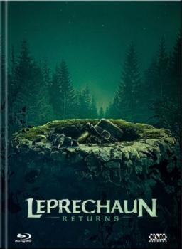 Leprechaun Returns - Uncut Mediabook Edition  (DVD+blu-ray) (B)