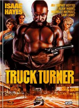Truck Turner - Chicago Poker - Uncut Mediabook Edition  (DVD+blu-ray) (A)