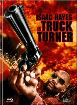 Truck Turner - Chicago Poker - Uncut Mediabook Edition  (DVD+blu-ray) (C)