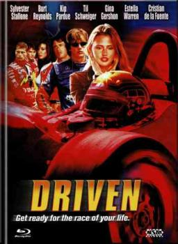Driven - Uncut Mediabook Edition  (DVD+blu-ray) (D)