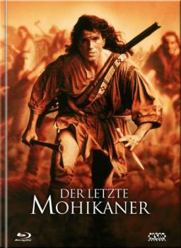 Letzte Mohikaner, Der - Uncut Mediabook Edition  (DVD+blu-ray) (A)