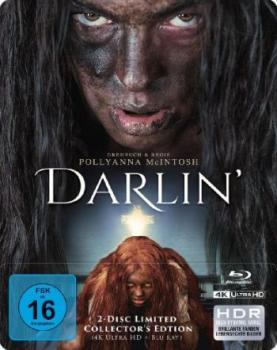 Darlin - Limited Steelbook Edition  (blu-ray+4K Ultra HD)