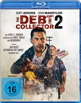 Debt Collector 2 (blu-ray)