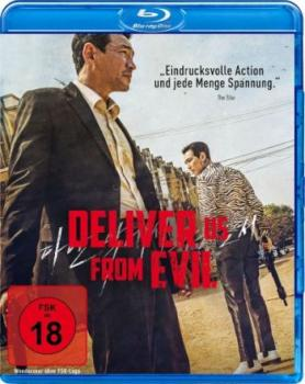 Deliver Us From Evil - Uncut Edition (blu-ray)