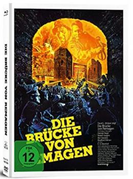 Brücke von Remagen,  Die - Limited Collectors Edition Mediabook  (DVD + blu-ray)