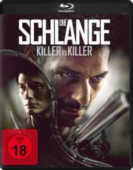 Schlange, Die - Killer vs. Killer (blu-ray)