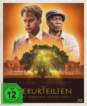 Verurteilten, Die - The Shawshank Redemption - Limited Digibook Edition  (blu-ray)
