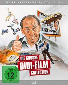 Große Didi-Film Collection, Die (blu-ray)