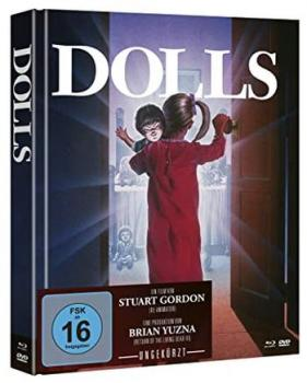 Dolls - Uncut Mediabook Edition (DVD+blu-ray)