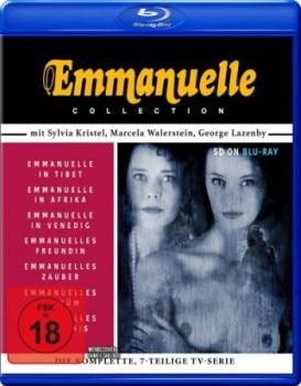 Emmanuelle Collection  (blu-ray)