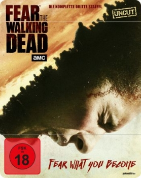 Fear the Walking Dead - Die komplette dritte Staffel - Steelbook (blu-ray)