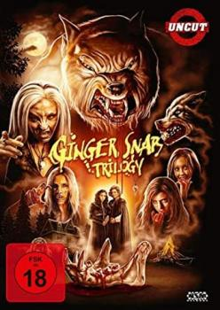 Ginger Snaps 1-3 - Uncut Edition