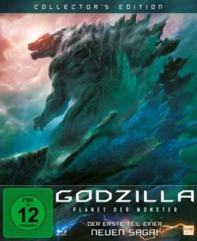 Godzilla - Planet der Monster - Limited Digipack Edition  (blu-ray)