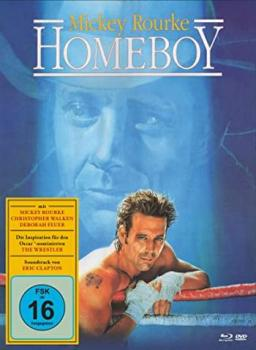 Homeboy - Limited Mediabook Edition  (DVD+blu-ray) (B)