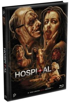Hospital - Limited Uncut Mediabook Edition (DVD+blu-ray) (A)