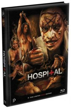 Hospital 2 - Limited Uncut Mediabook Edition (DVD+blu-ray) (A)