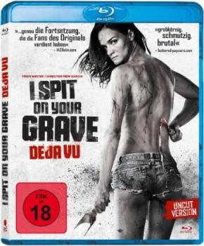 I Spit On Your Grave - Deja Vu - Uncut Edition  (blu-ray)