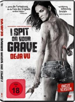 I Spit On Your Grave - Deja Vu - Uncut Edition