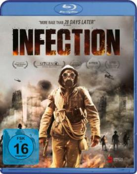 Infection (blu-ray)