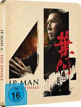 Ip Man 4: The Finale - Limited Steelbook Edition (blu-ray)