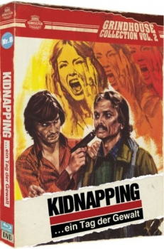 Kidnapping ... ein Tag der Gewalt - The Grindhouse Coll. #02/08 (DVD+blu-ray) (A)