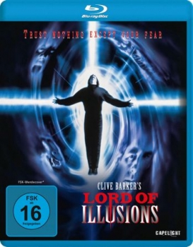 Lord of Illusions - Uncut Edition  (blu-ray)